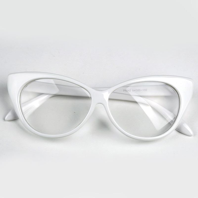 Berlin White - Spectacle Cat Eye Optical Glasses | Pinterest ...