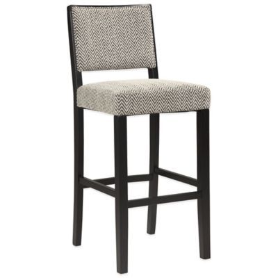 Buy Zoe 24 Inch Counter Stool In White Vinyl From Bed Bath Beyond