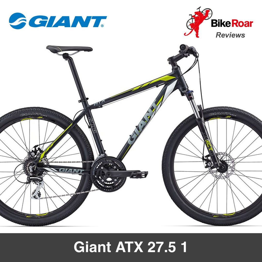 Giant Atx 27 5 1 A Solid Affordable Entry Into Mountain Biking