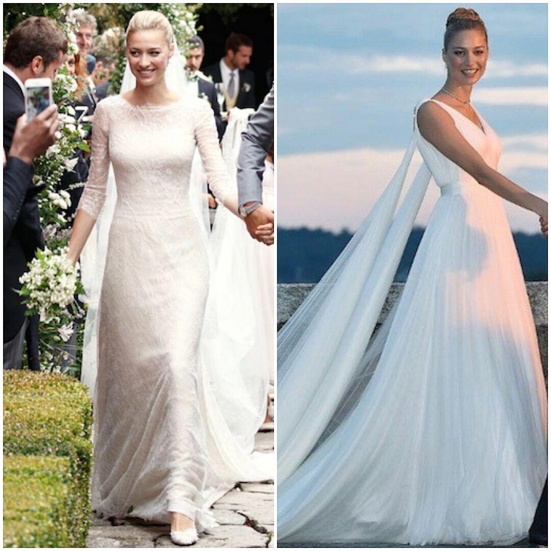 Beatrice Borromeo sorprendió con un vestido rosa de Valentino en su ...