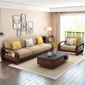 Toko Furniture Online Mebel Jati Jepara Minimalis Rumah Mebel Corner Sofa Design Living Room Sofa Design Wooden Sofa Set
