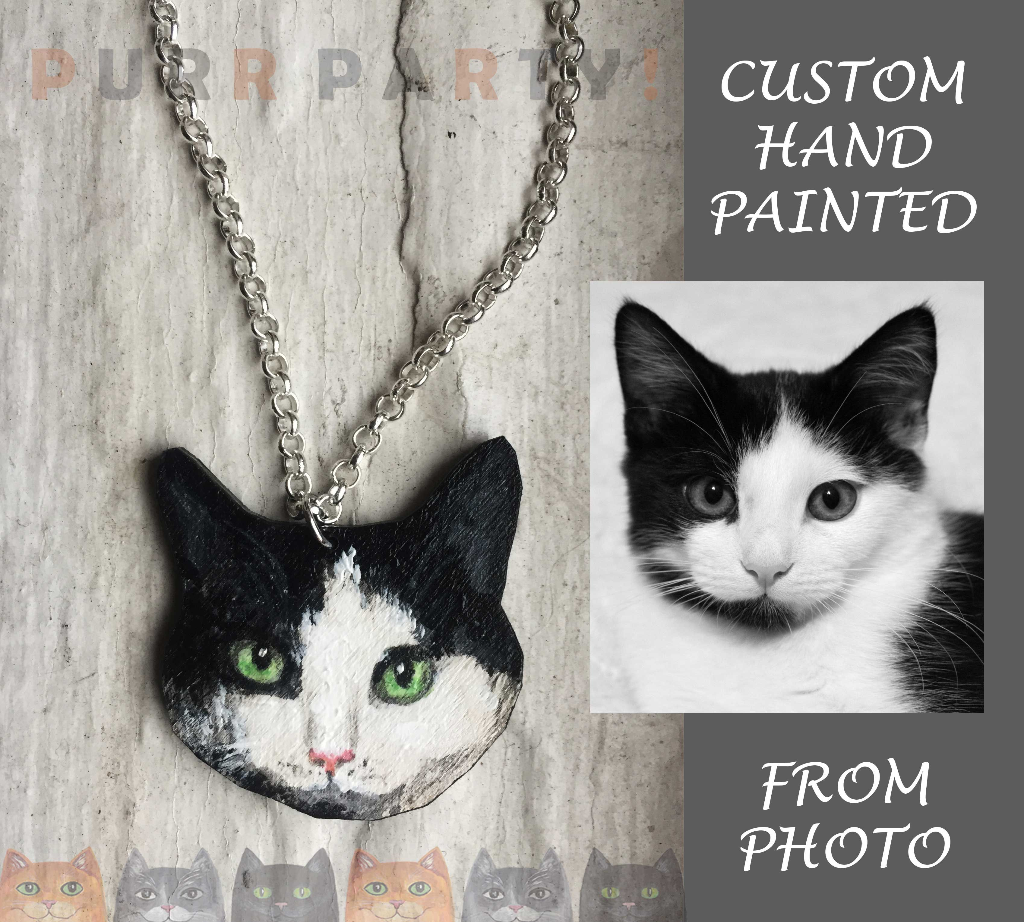 Pin By Purr Party On Purr Party Cat Jewelry