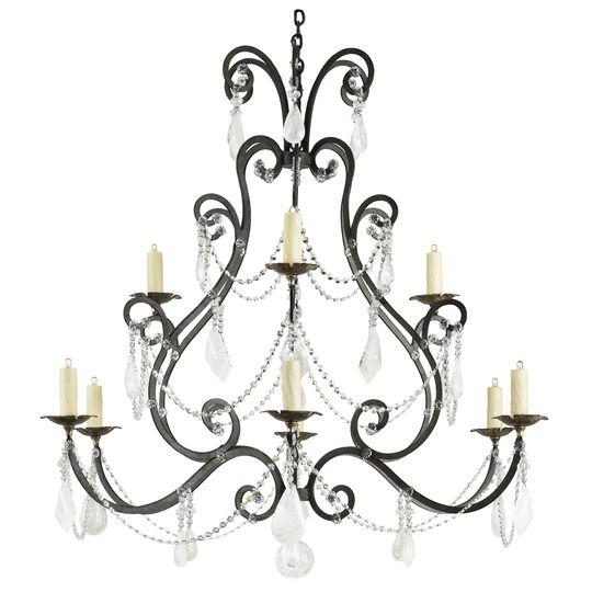 Gregoriuspineo 8129 deneuve chandelier