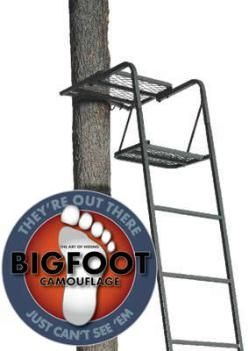 Click Twice For Updated Pricing And More Info Hunting Tree Stand 1 Man Ladder Hunting Gear Sportsmen Accessories Ht Ladder Ladder Stands Ladder Tree Stands