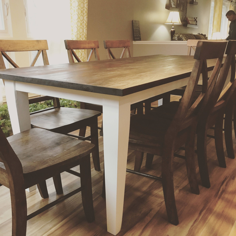 38++ Farmhouse table design most popular