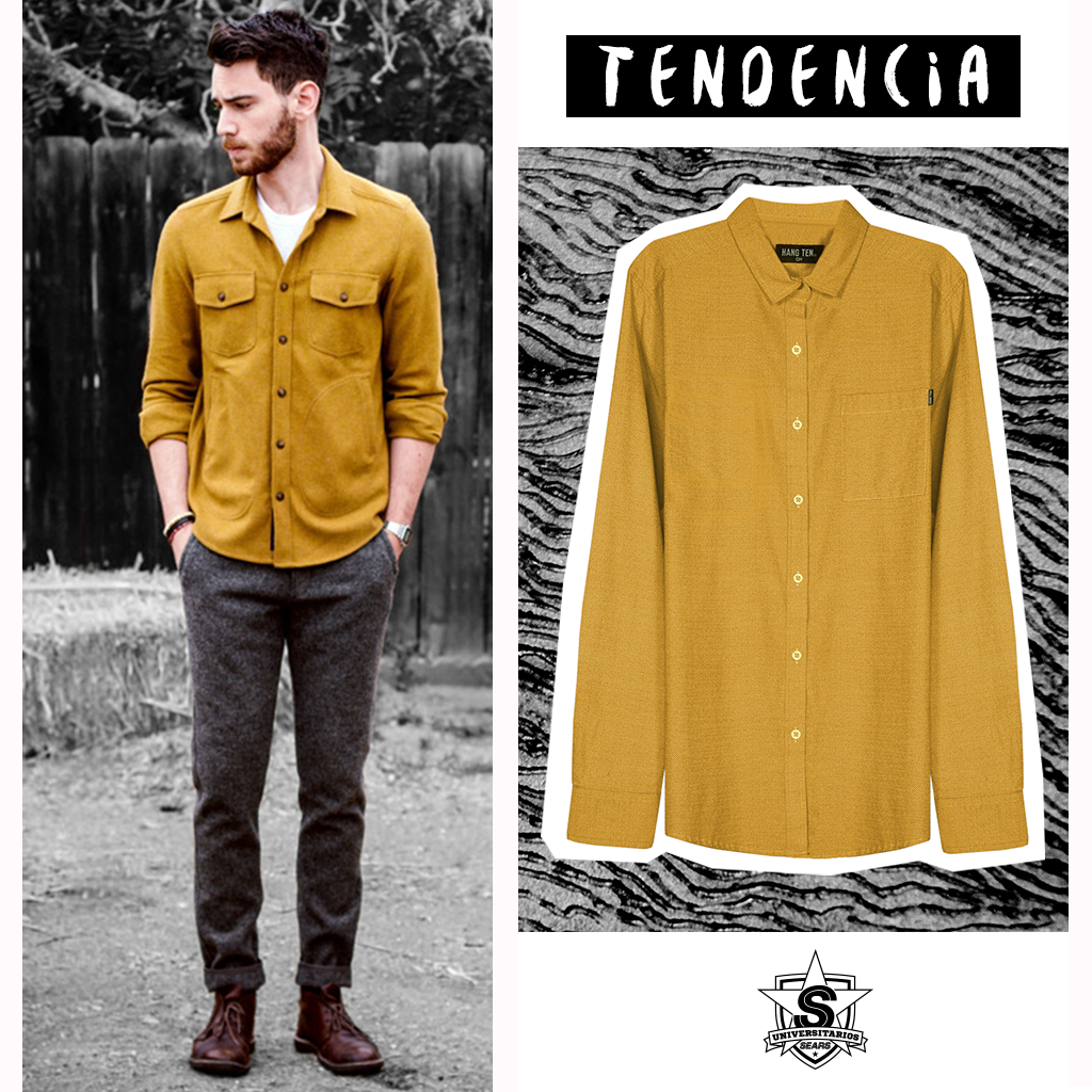 Masculino Amarillo Moda | Netshoes MX