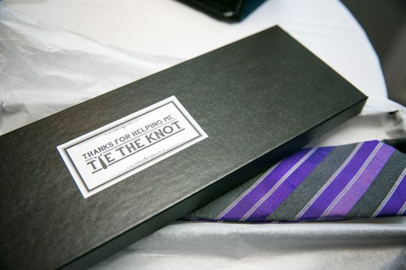 Tie Gift Box by CUTEnCRAFTYshop on Etsy