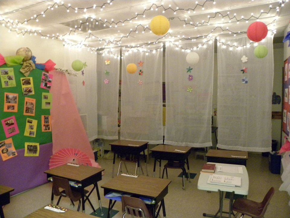 Social Studies Classroom Decoration : Decorating classroom for korea teaching tips and ideas