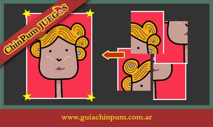 Juegos interactivos para nios pequeos en Gua Chin Pum