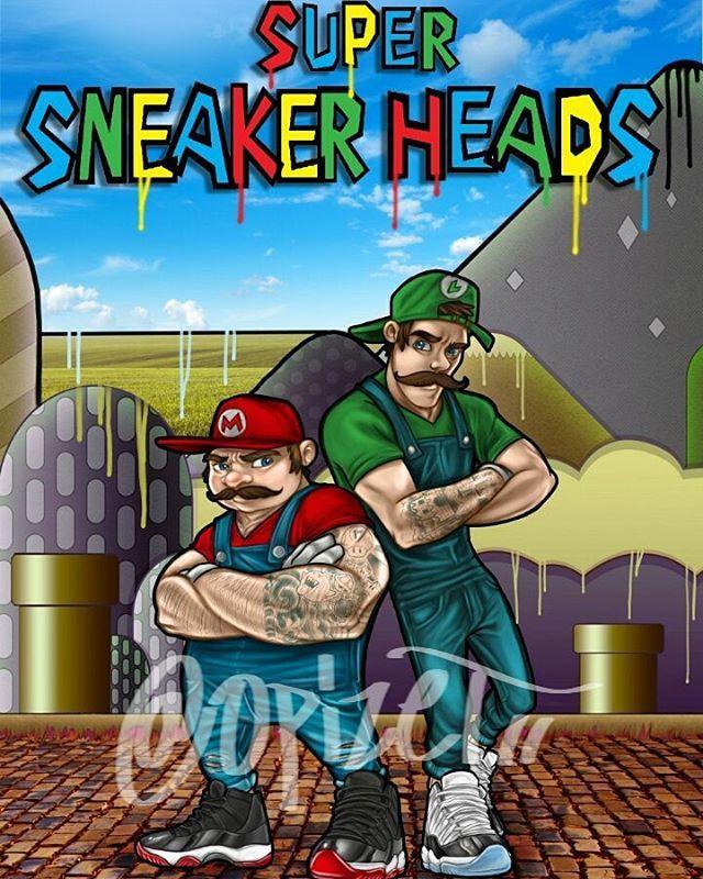 For my true sneaker head's!!!#Opizet