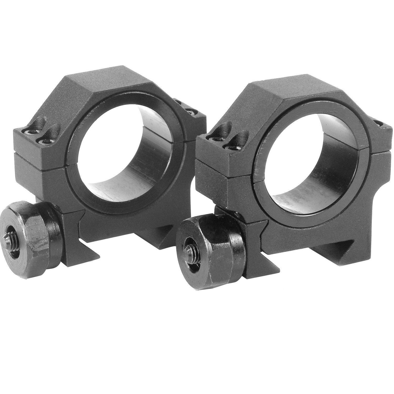 Barska 30mm Low HD Weaver Style Rings