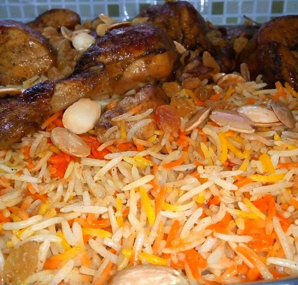 رز المطاعم استعدادات رمضانية زاكي Recipe Food Chicken Rice