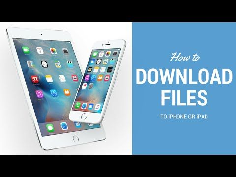 For iPad Users How To Download & Open .Zip Files (My