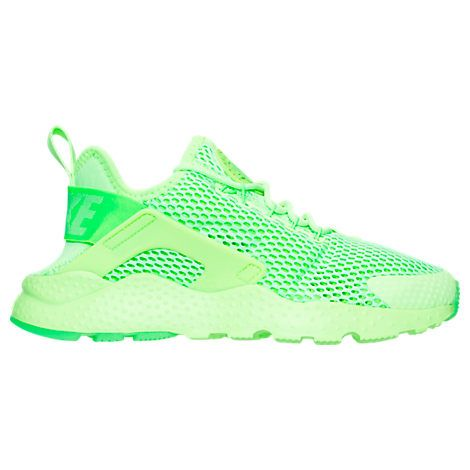 newest 50a24 b7d9d Women s Nike Air Huarache Run Ultra Breathe Running Shoes - 833292 833292- 300  Finish Line