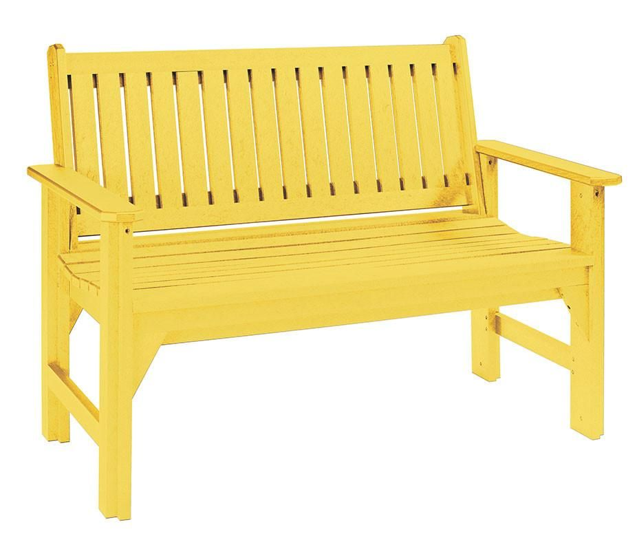 The Generations 4 Bench Is Both Stylish And Comfortable This