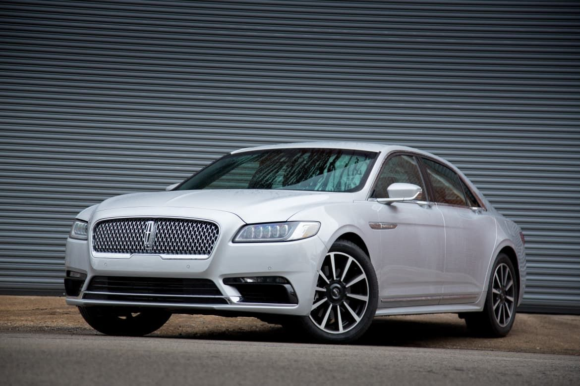 2017 Lincoln Continental - Our Review | Cars.com | Cars | Pinterest ...