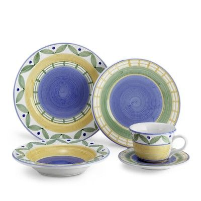 Marisol Dinnerware Place Setting - I know the last thing I ...