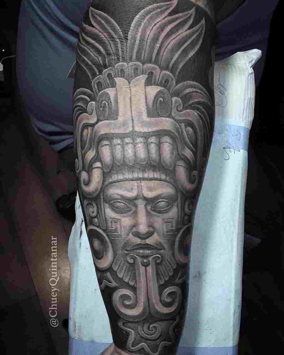 Tatuajes Aztecas Y Mayas Y Su Significado Tattos Tatuajes