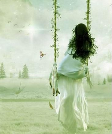 Стихотворение про белое платье