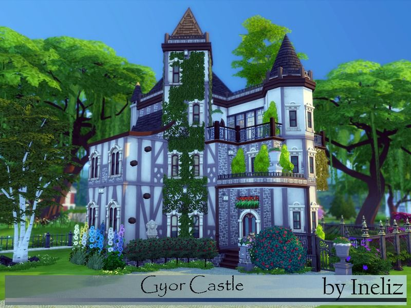 History And Mystery Emanates From This Tri Story Gothic Mansion