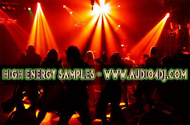 High Energy Free Samples Pack