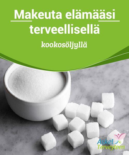 Makeuta elämääsi terveellisellä kookosöljyllä   Miten makeutat #aamukahvisi? Käytätkö sokeria #kenties? Koita sen sijaan #kookosöljyä!  #Terveellisetelämäntavat