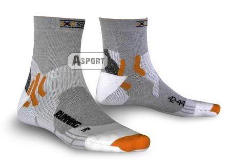 X Socks Skarpety Biegowe Running Short Ceny I Opinie Ceneo Pl Running Short Socks Running