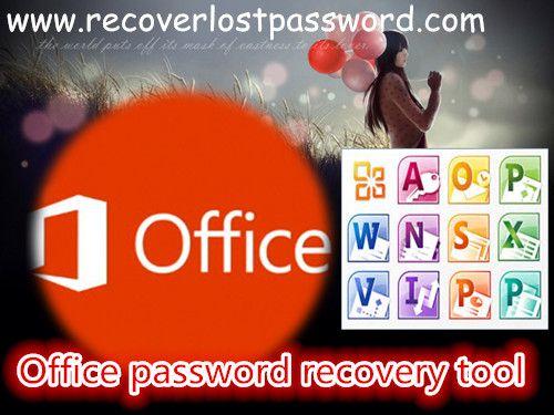 forgot word document password