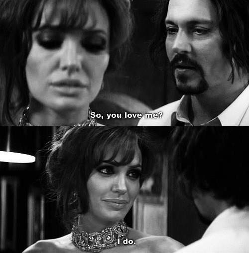 So, You Love Me? I Do. | Johnny depp movies, Johnny depp ...