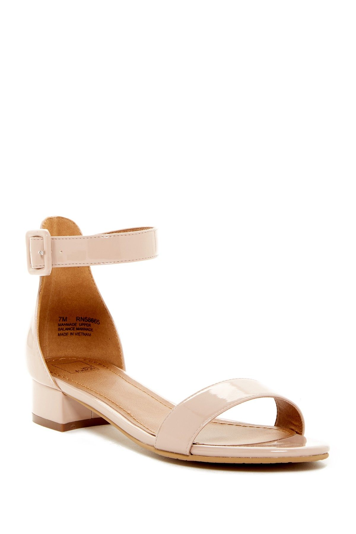 456fa09dee16 Justine Strappy Sandal - Wide Width Available by 14th   Union  39.97 also  in blk