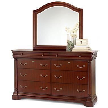 Dresser, or Mirror Chris Madden® Grand Marquis II - jcpenney ...