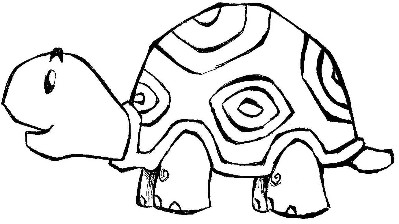 Drawings Of Cartoon Animals