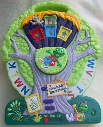 Leapfrog Learning Leaps Abc Tree House Toy By Leap Frog 3488 ABC