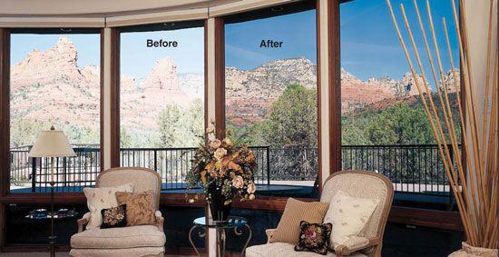 Residential Window Tinting 3m Sun Control Window Films