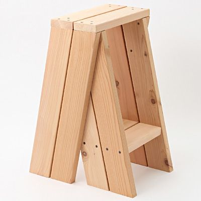 石巻工房 Aa Stool 家具デザイン 木工 作業 台 椅子のデザイン