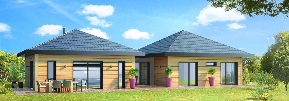 Faire construire une maison de plain pied house design house design house styles home decor - Construire sa maison plain pied ...