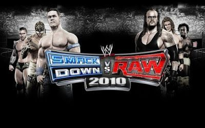 WWE Smackdown vs Raw 2010 psp iso | Pc games | Free pc games