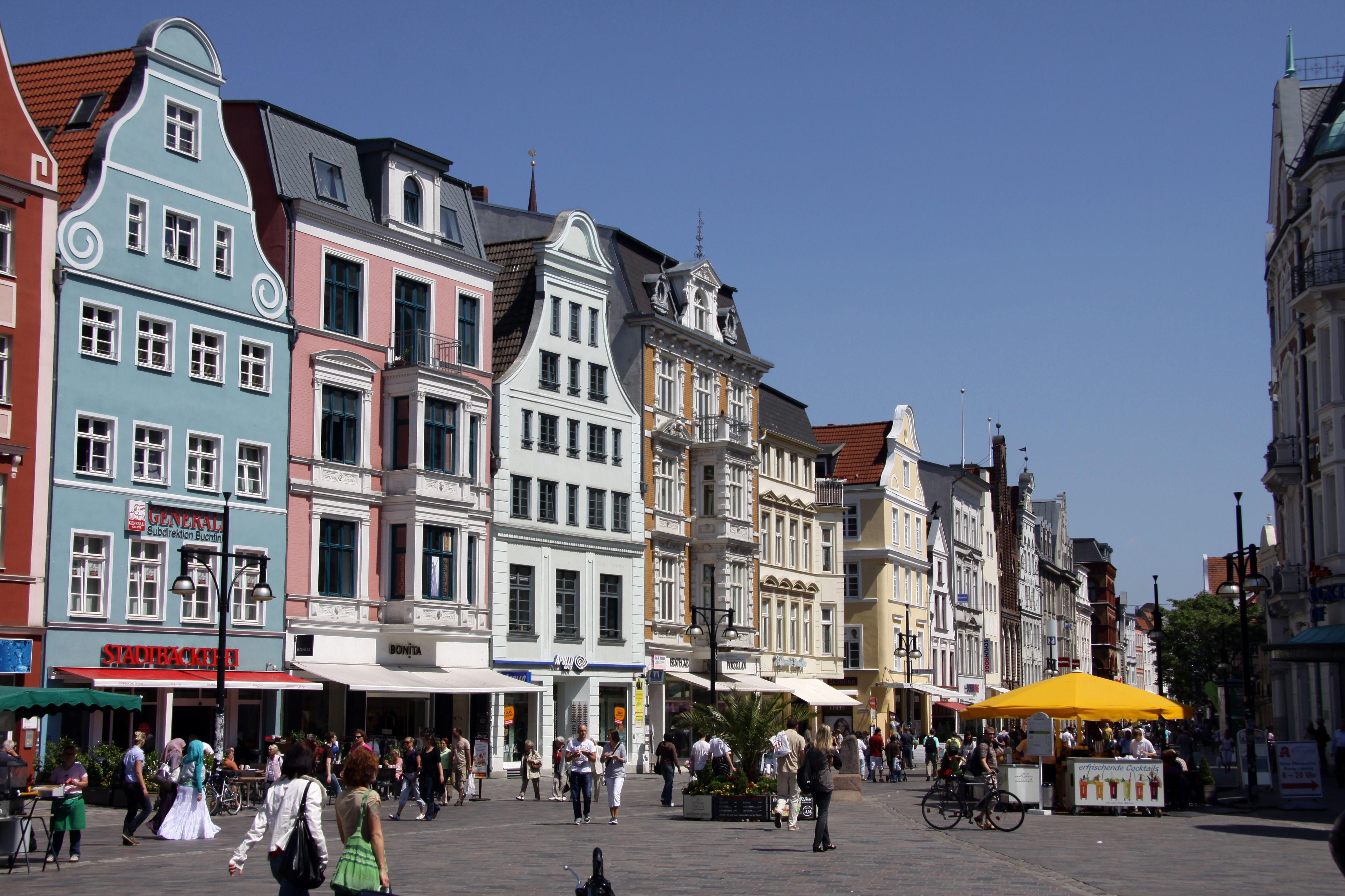 Wismarsche Str Rostock