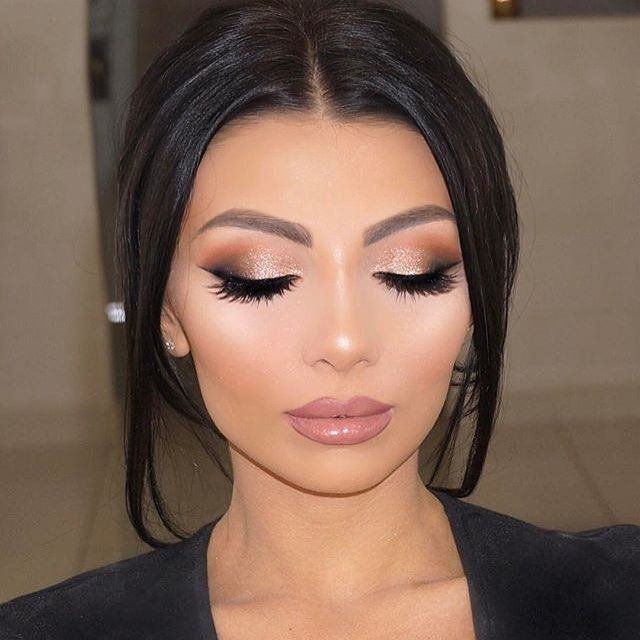 Pin by Gabriela Gaspar on Makeup   Prom makeup looks ... - photo #45