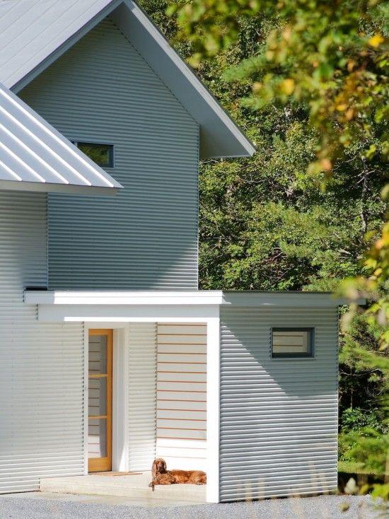 Contemporary Vermont Farm House architecture Pinterest Farm