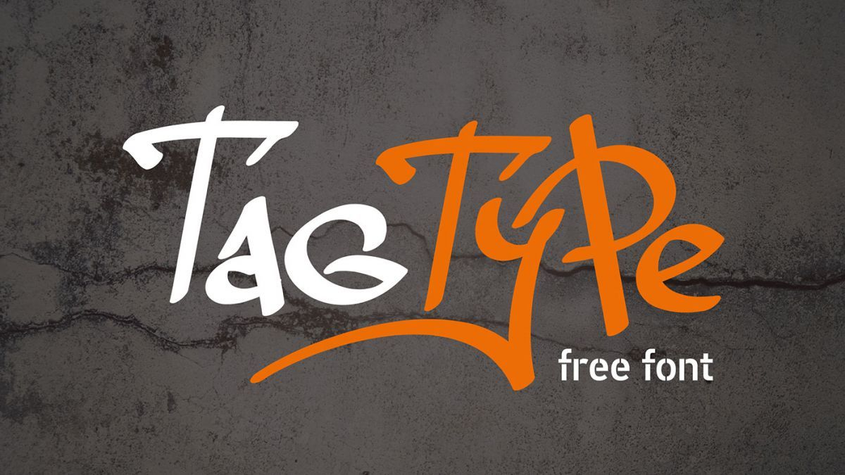 Give Your Urban Artwork An Edge With This Brilliant Selection Of Free Graffiti Fonts