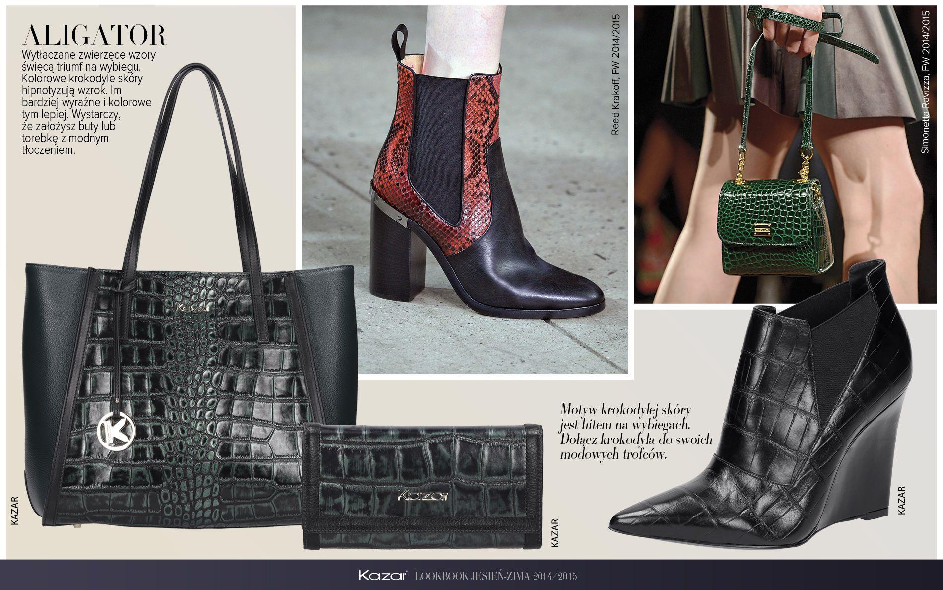 Aligator Wiecej Na Www Kazar Com Kazar Fashion Heels Szpilki Animal Inspiration Look New Boots Black Bag Autumn Winter Boots Ankle Boot Shoes