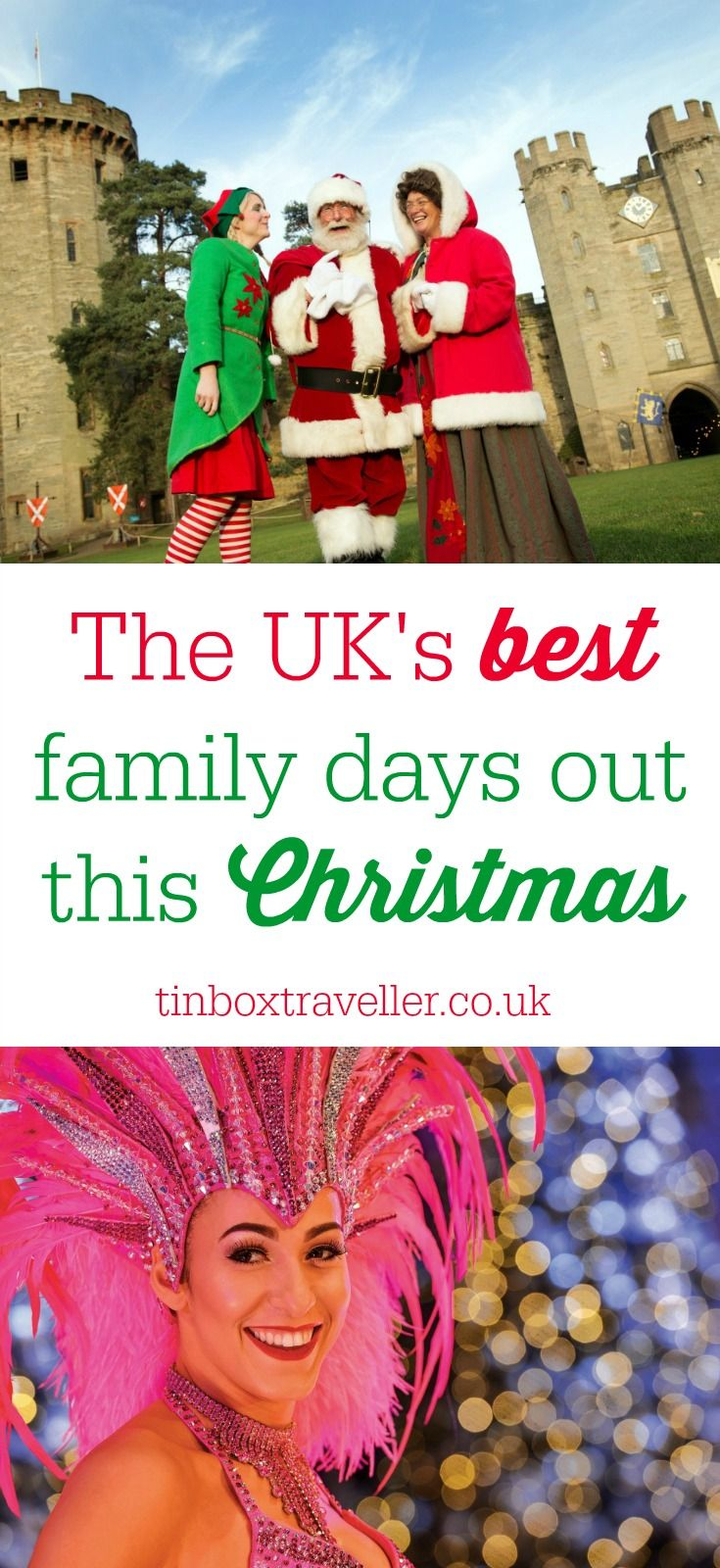Best UK Christmas days out with kids in 2018 UPDATED | Holidays ...