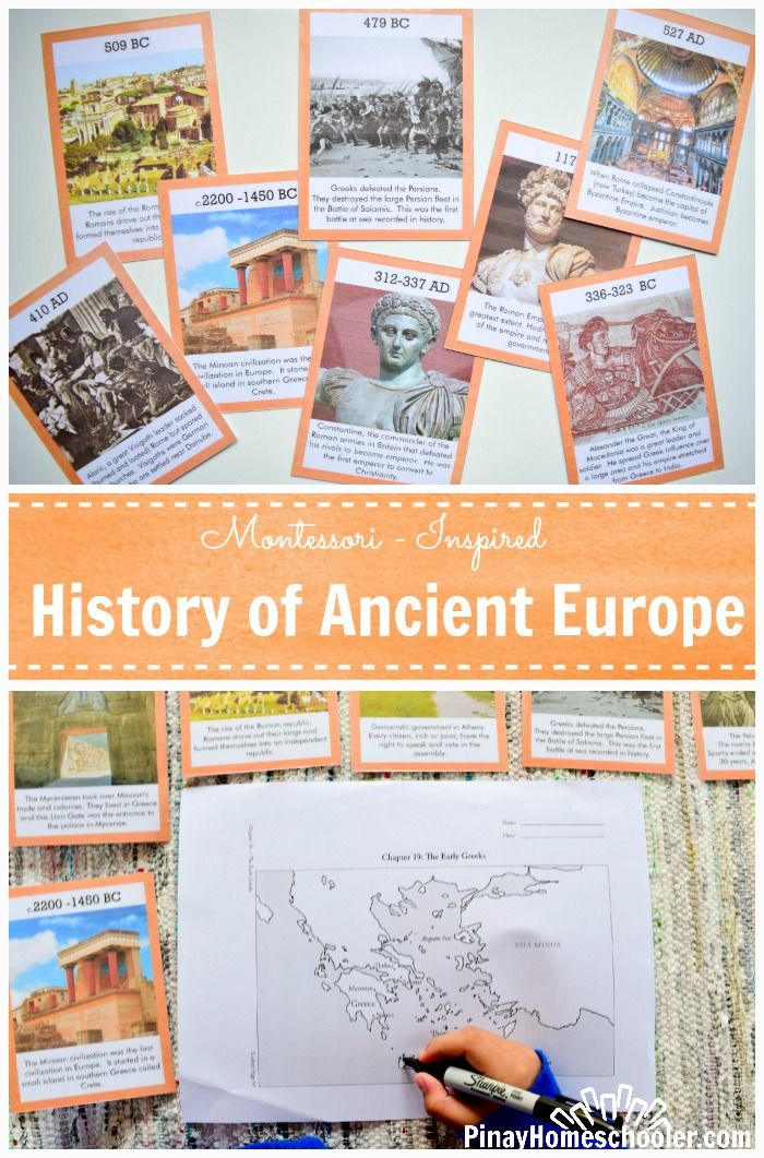 Learning History of Ancient Europe for Kids #historyoftheworld