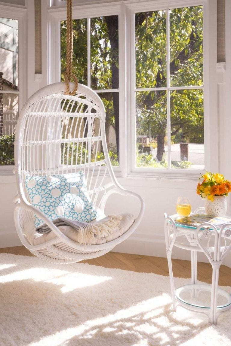 The Best White Wicker Hanging Chair A Comparative Review