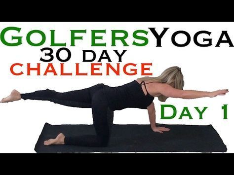 yoga for golfers  improve your swing open shoulders