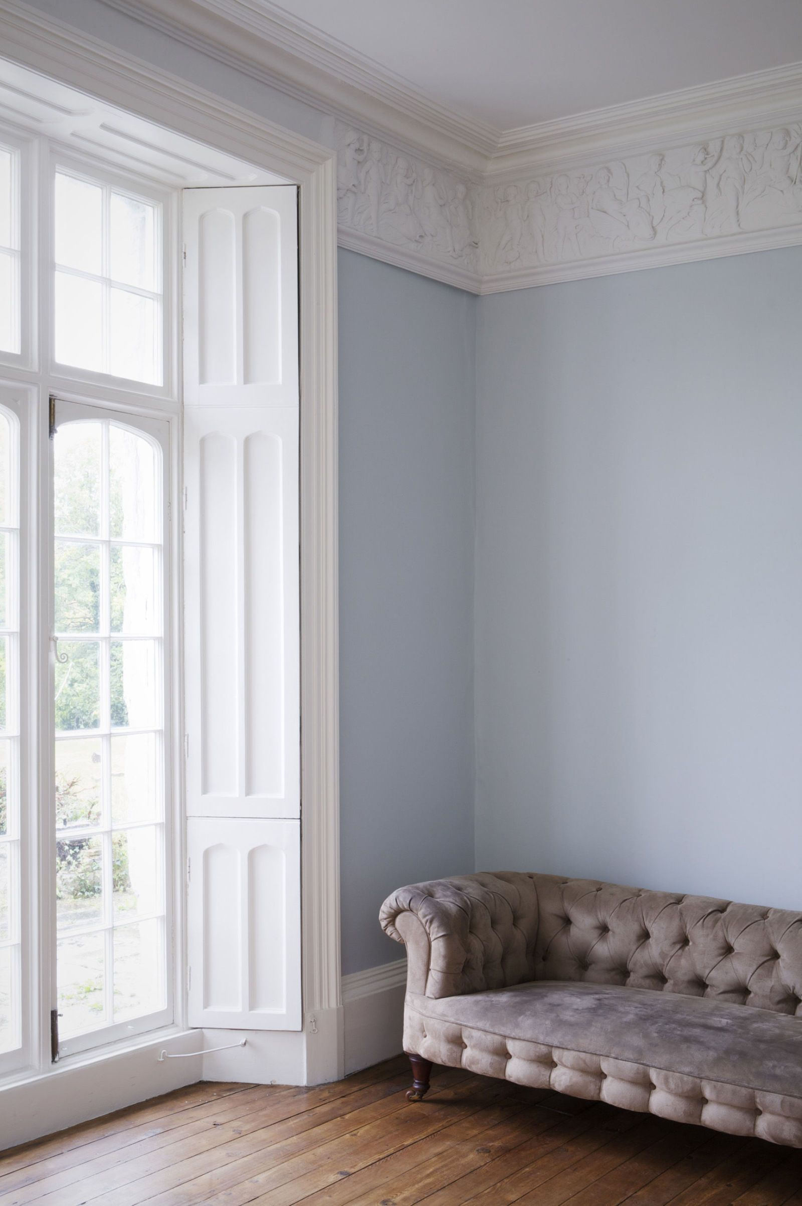 Best Calming Paint Shades That Help Reduce Stress Farrow 400 x 300