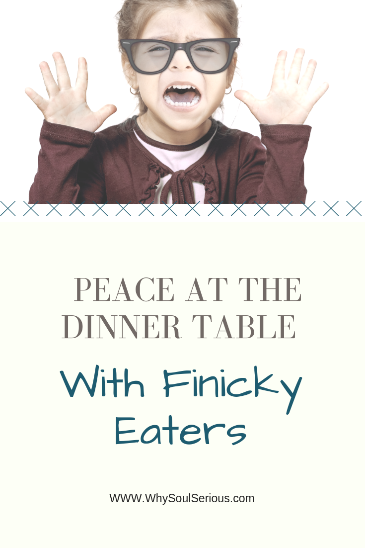Our Fix for Finicky 5 Year Old Eating (With images) 5