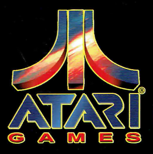 Atari Games Logo 1998 Atari Games Atari Game Logo