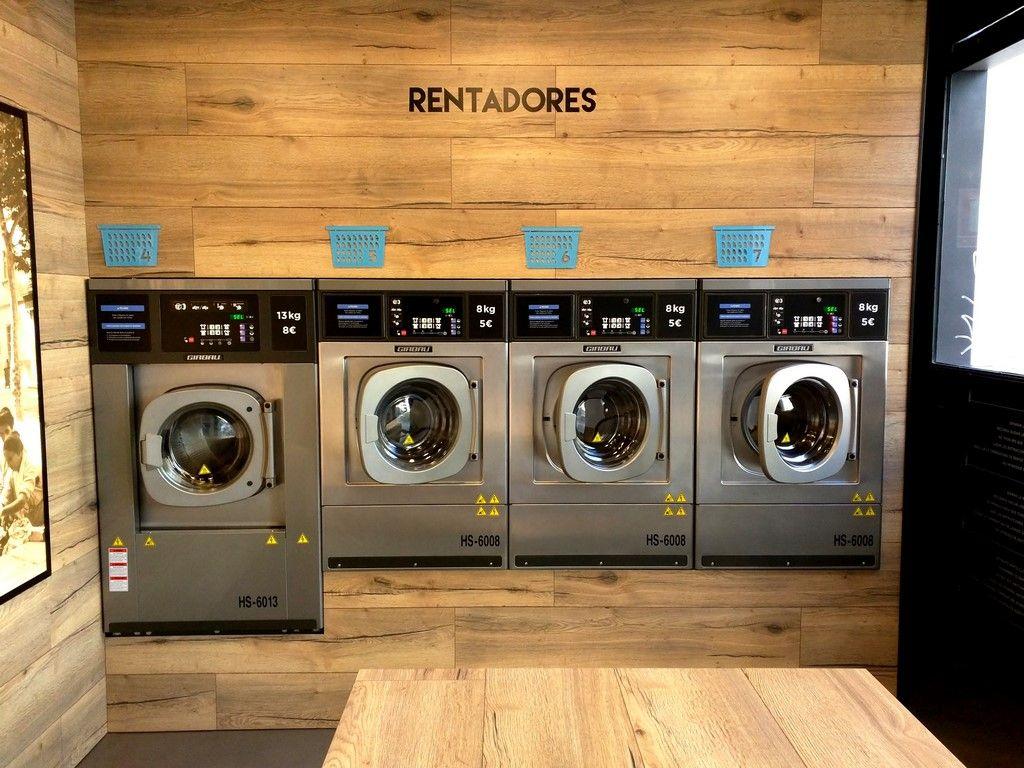 lavanderia coin laundry